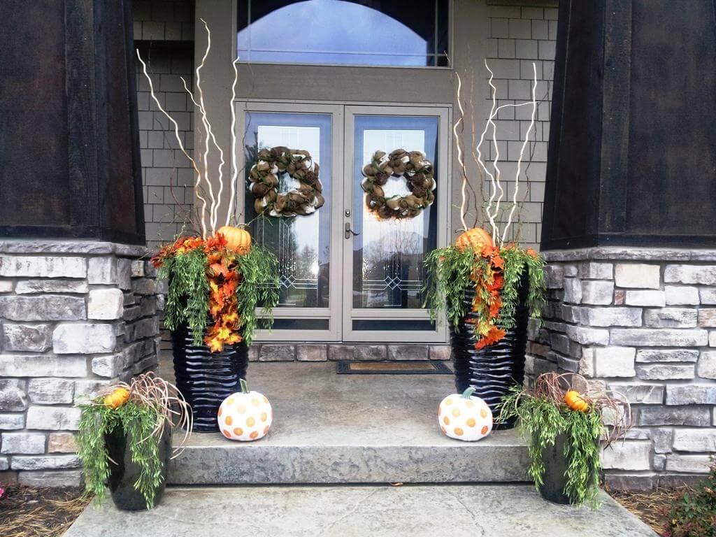autumn Front Porch 9