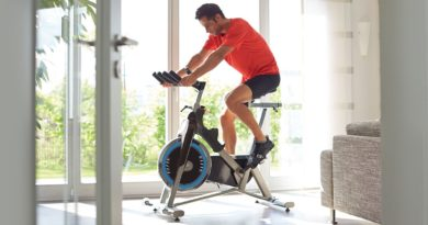 Exercise Bike 1