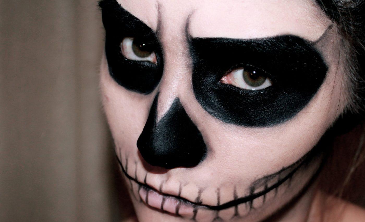 Halloween 3d Makeup Ideas