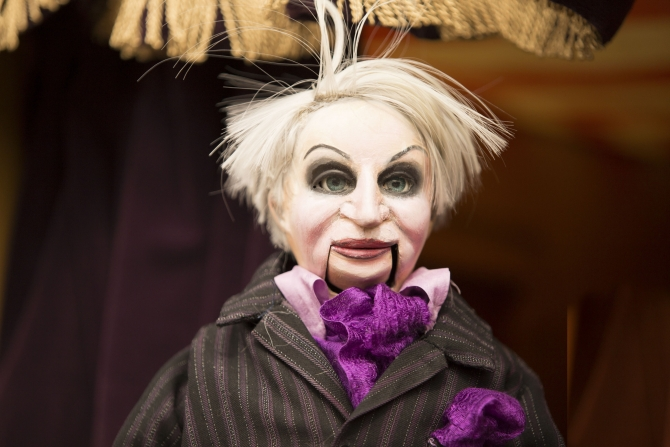 Halloween Costume Design