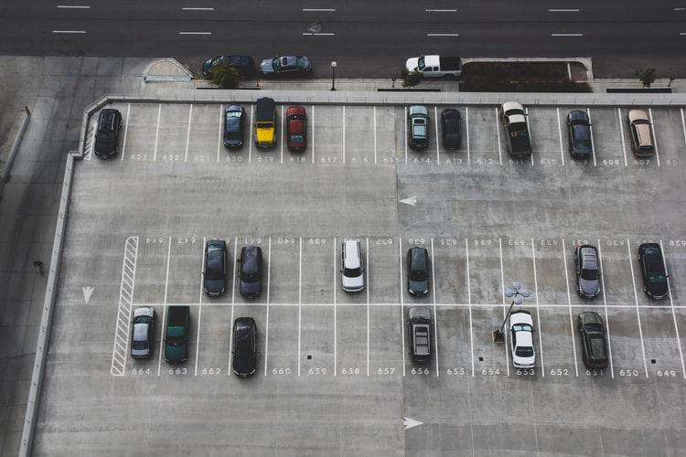 Parking Spaces 1