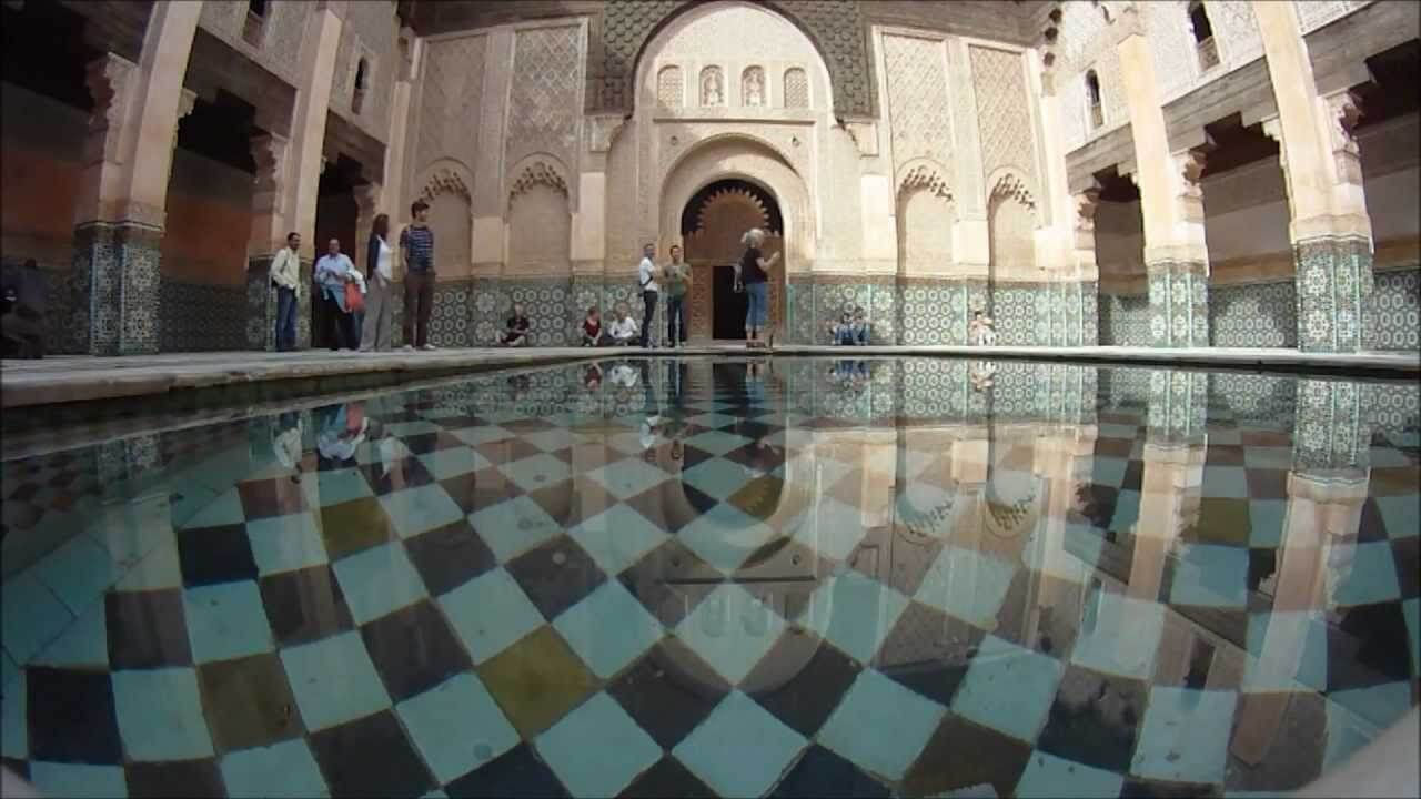 See the Ben Youssef Madrasa