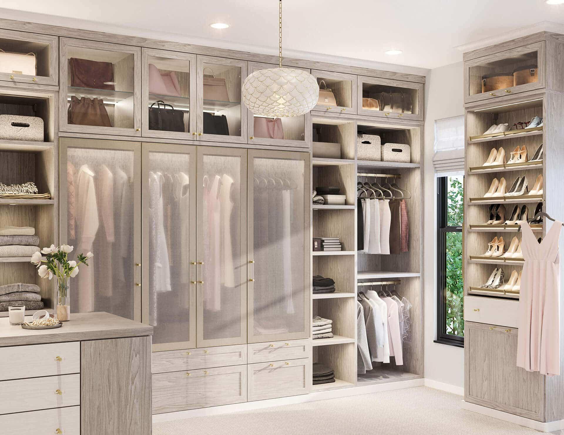 30+ Best Walk in Closet Designs Ideas. - Live Enhanced