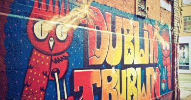 dublin weekend travel
