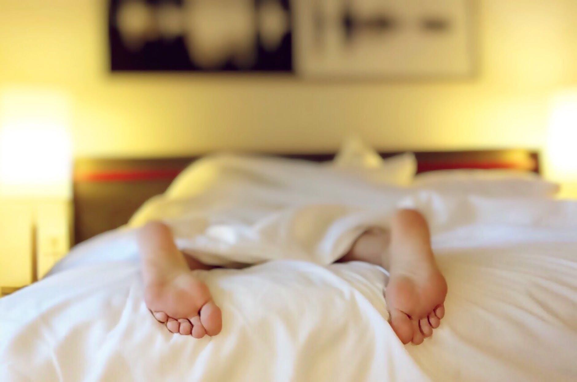 Good sleep with good mattres 2