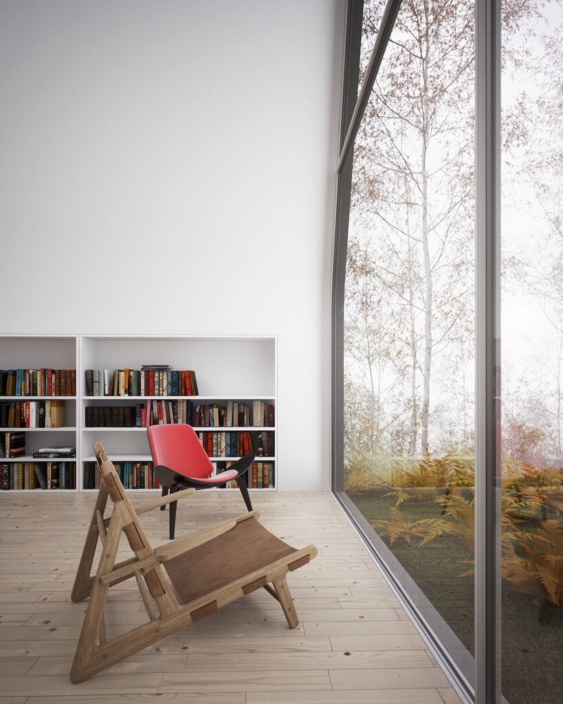 House Library 16
