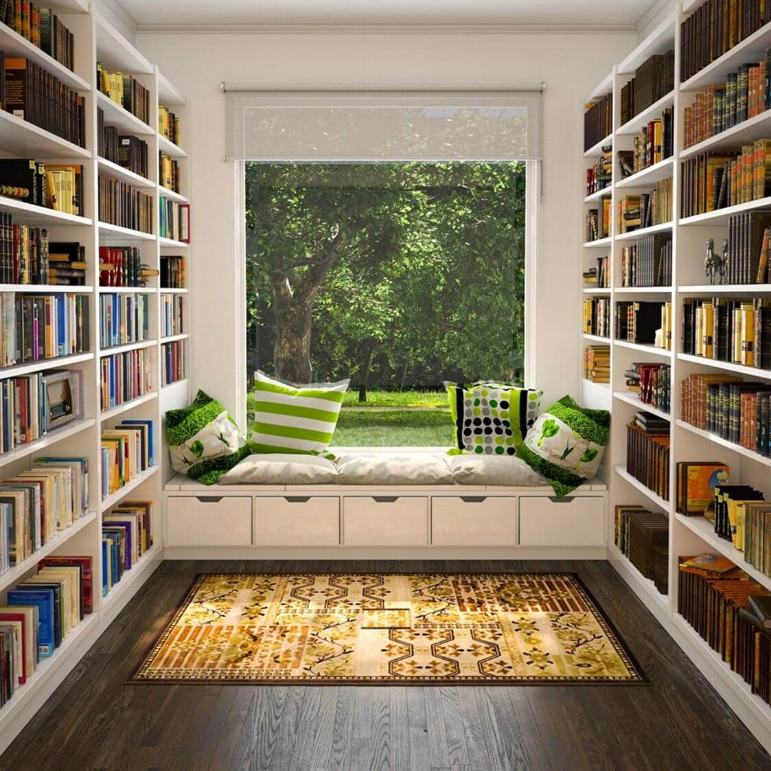 House Library 3