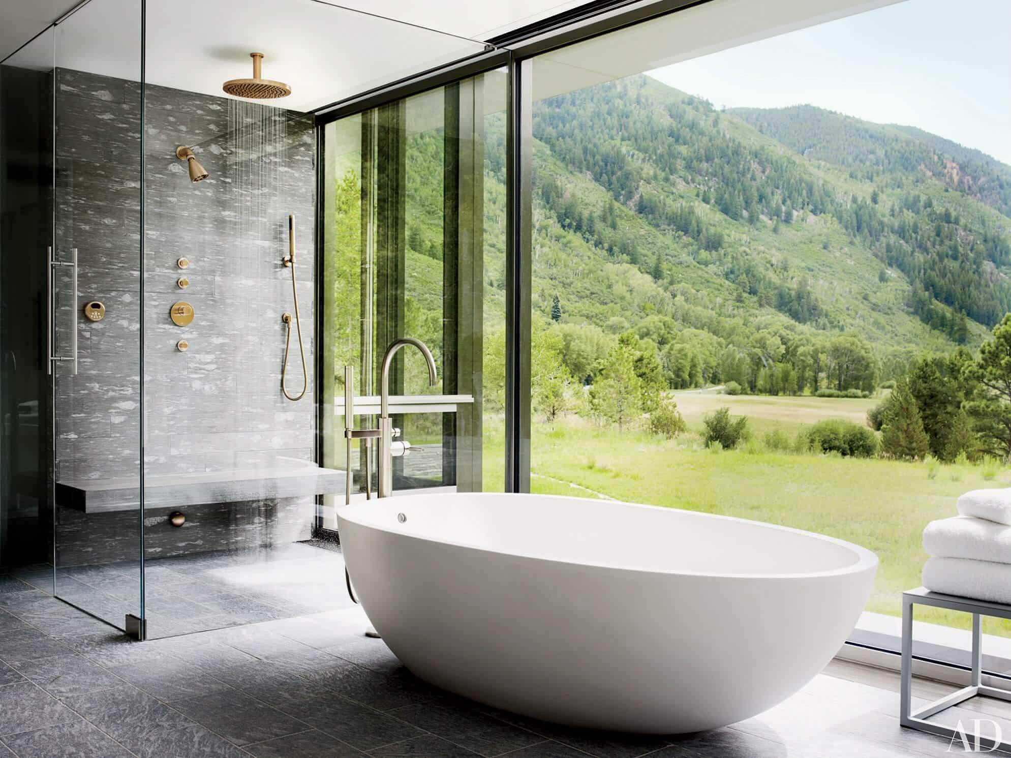 Luxurious Shower 1