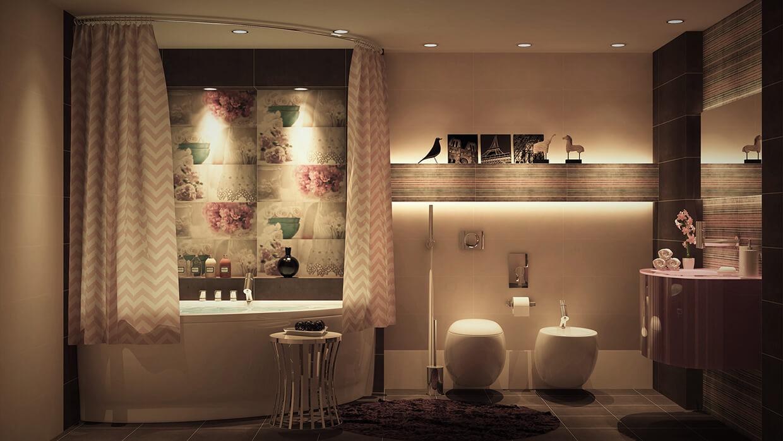 Luxurious Shower 18