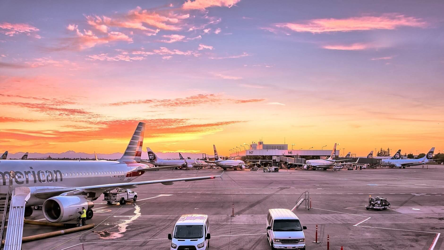 Oralndo Airport overview