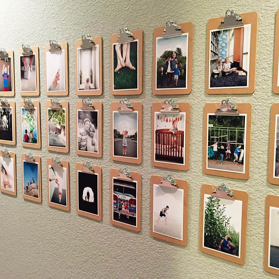 Picture wall designs 12