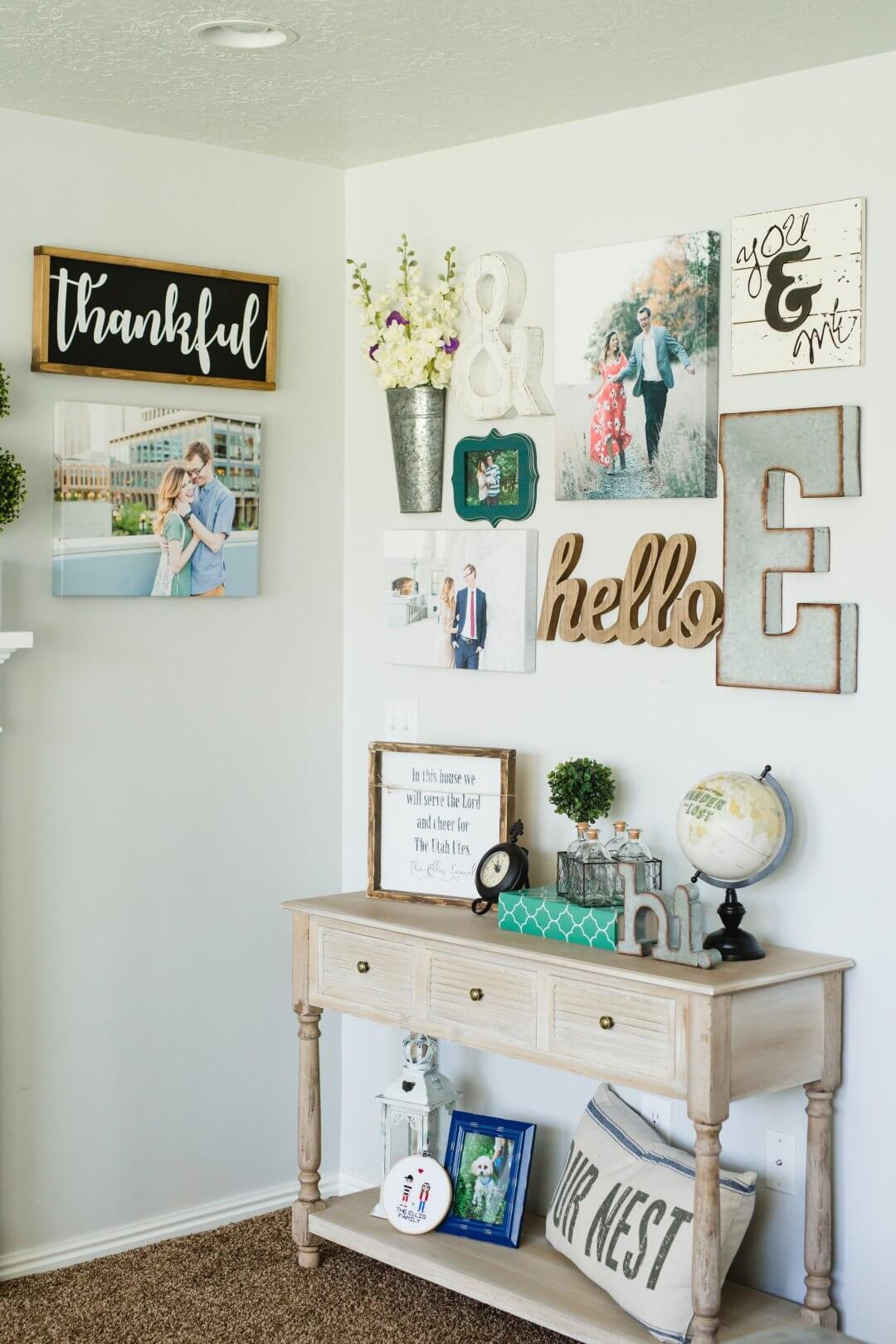 Picture wall designs 17