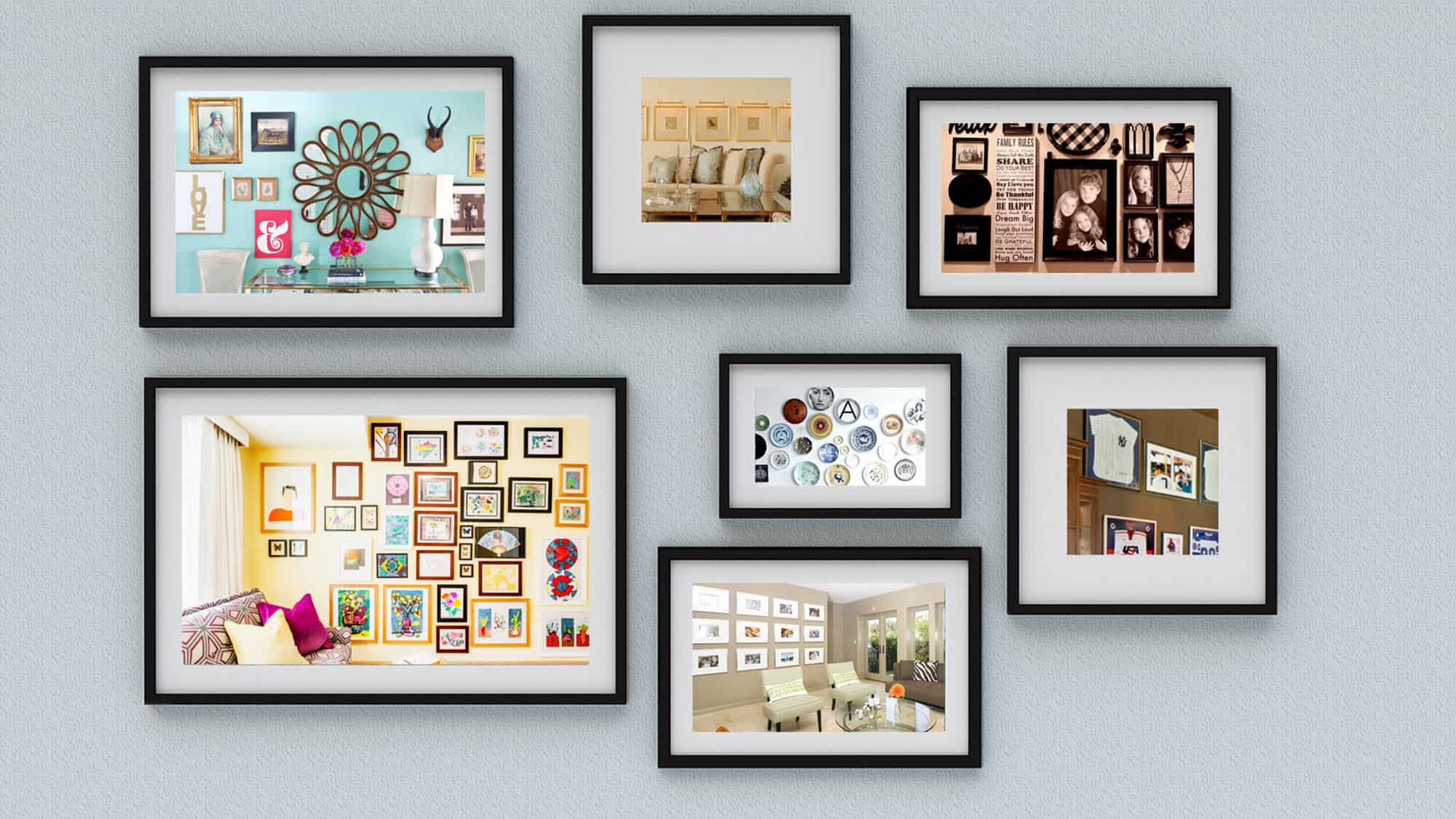 Picture wall designs 18