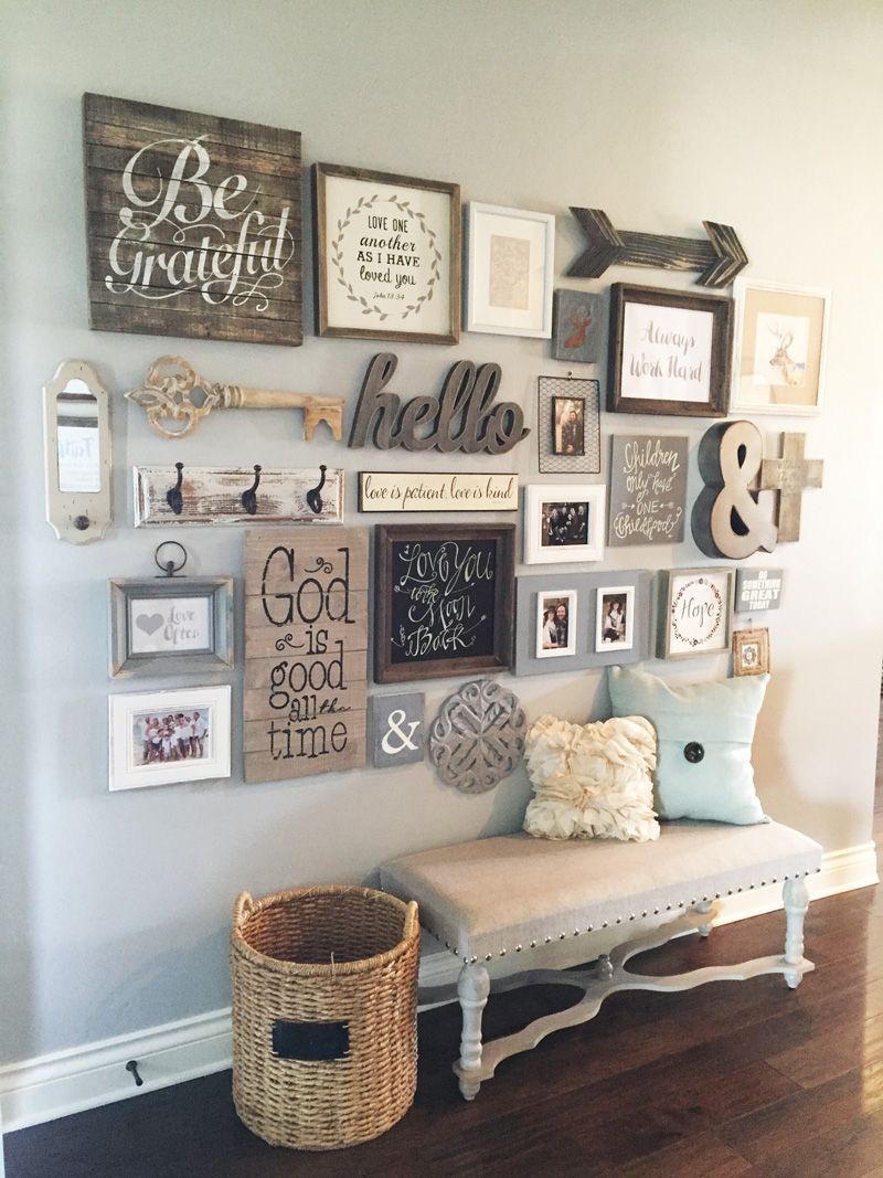 Picture wall designs 4