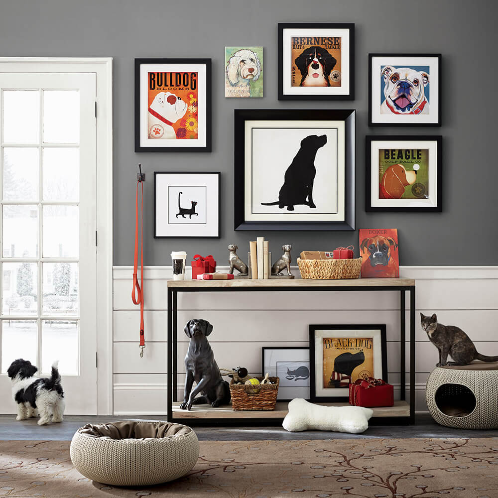 Picture wall designs 6