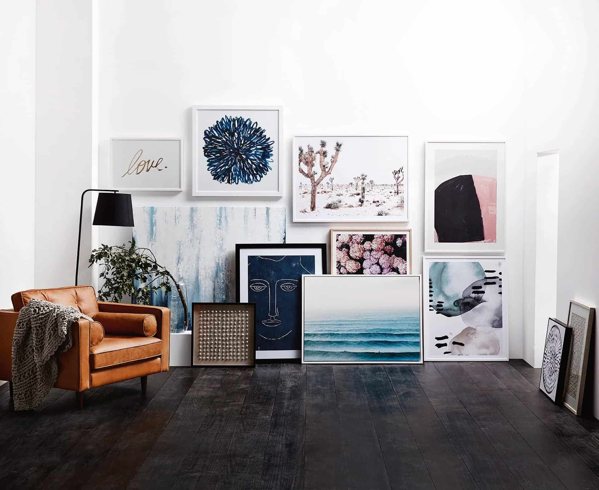 Picture wall designs 7