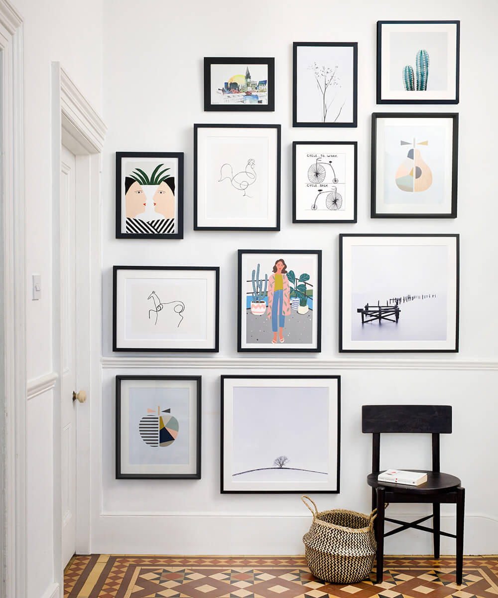 Picture wall designs 8