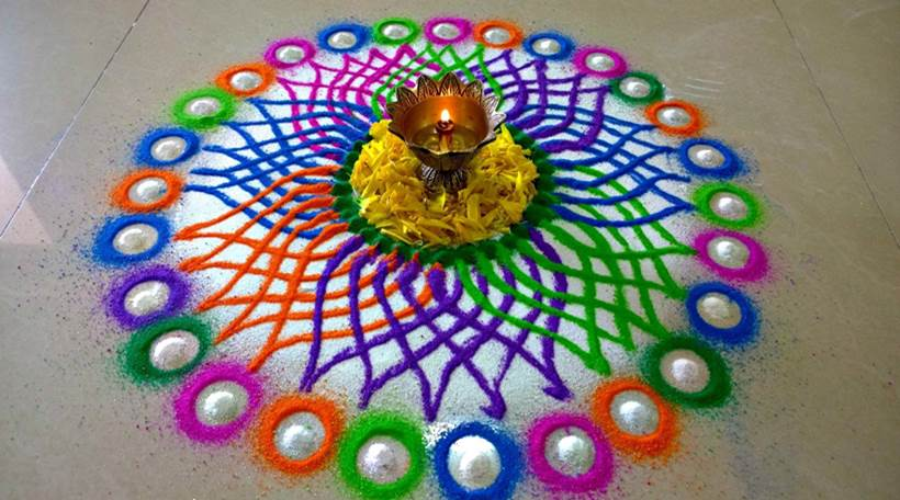 Rangoli designs for diwali 23