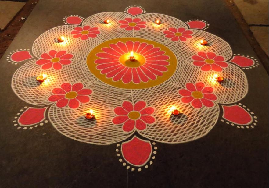 Rangoli designs for diwali 25