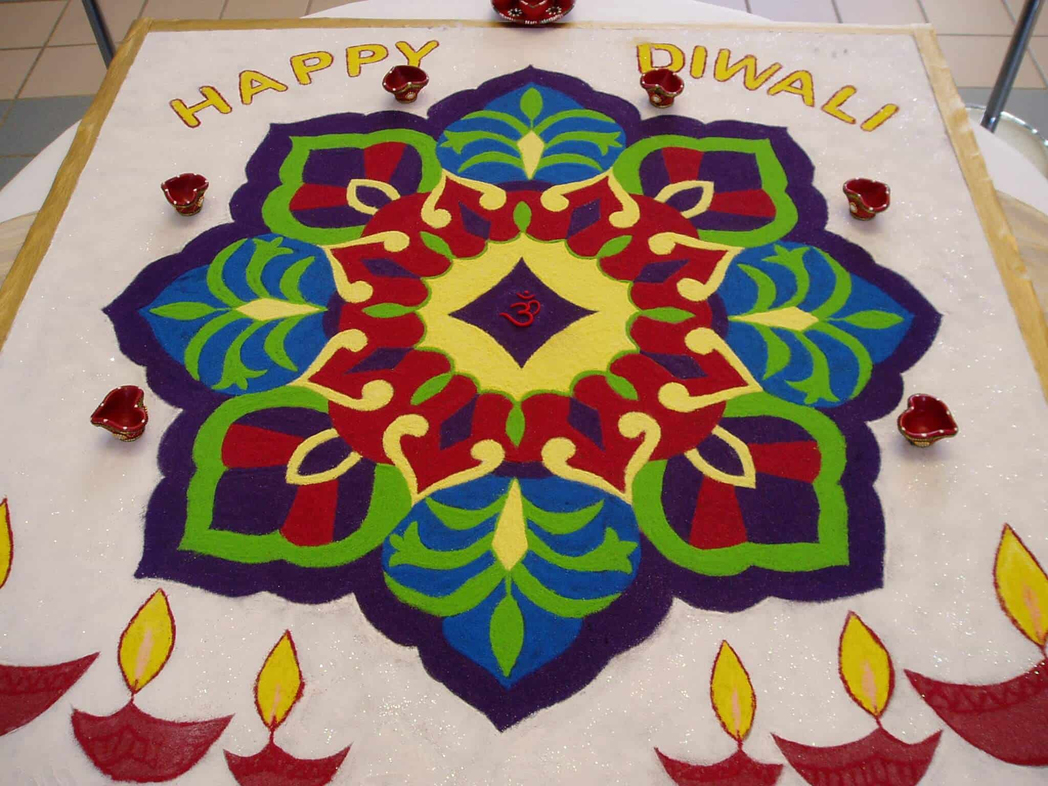 Rangoli designs for diwali 28