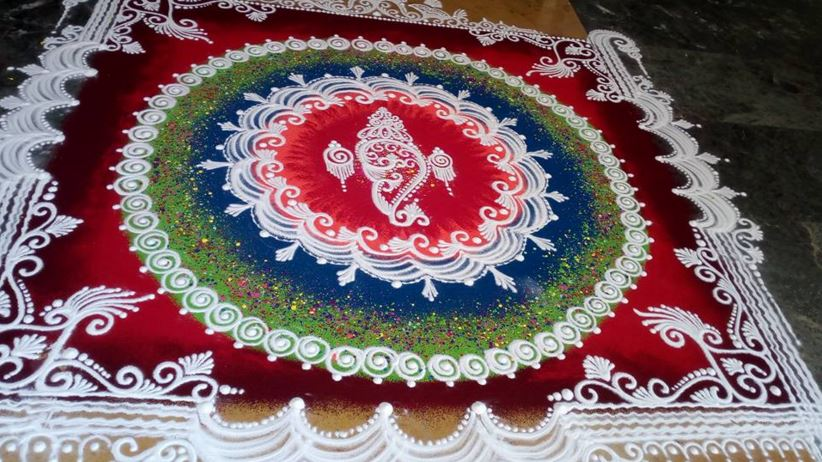 Rangoli designs for diwali 31