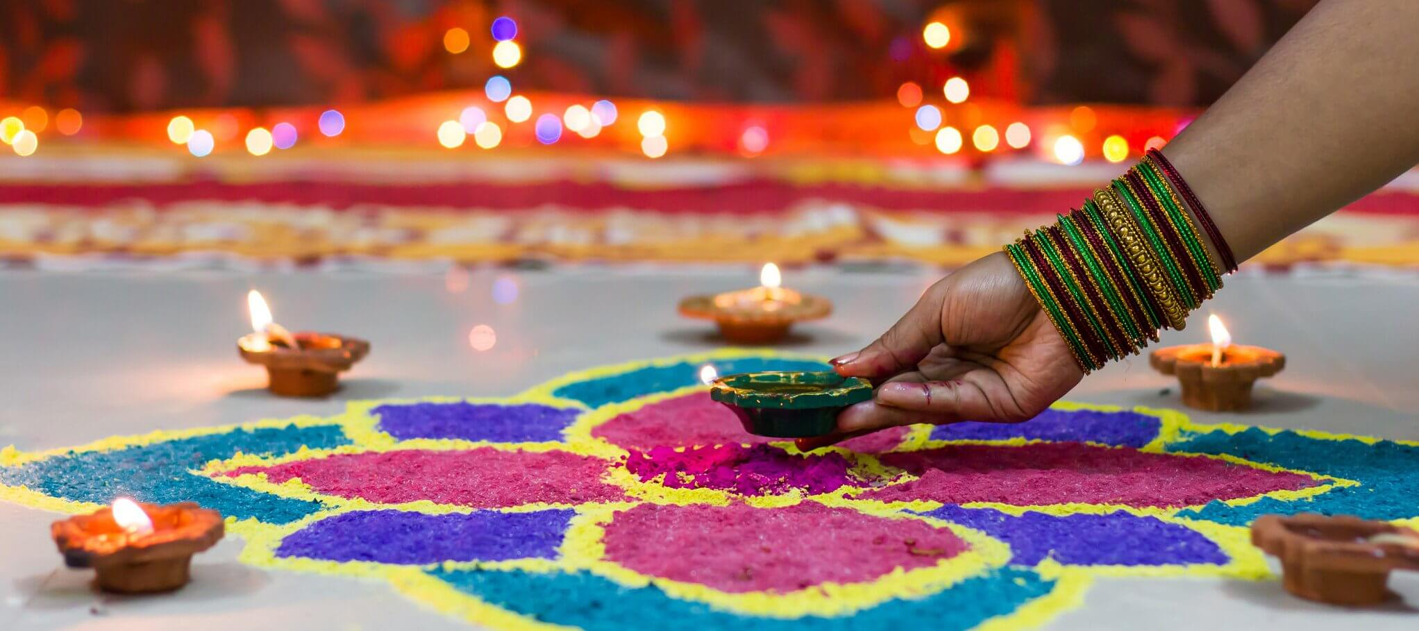 Rangoli designs for diwali 38