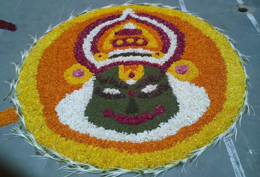 Rangoli designs for diwali 42