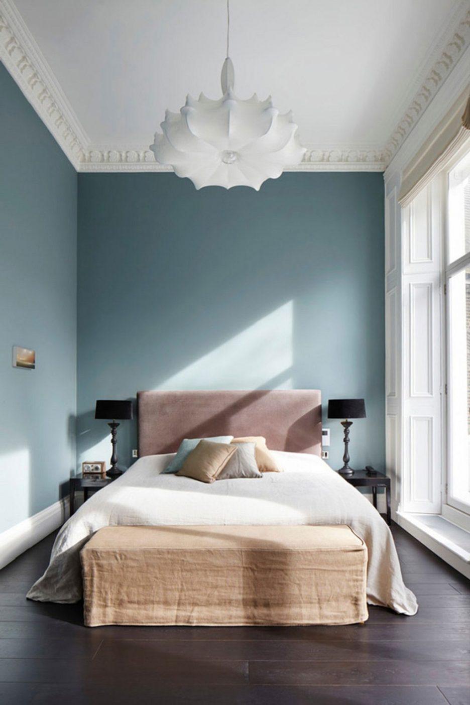 Small bedroom lighting designs 11