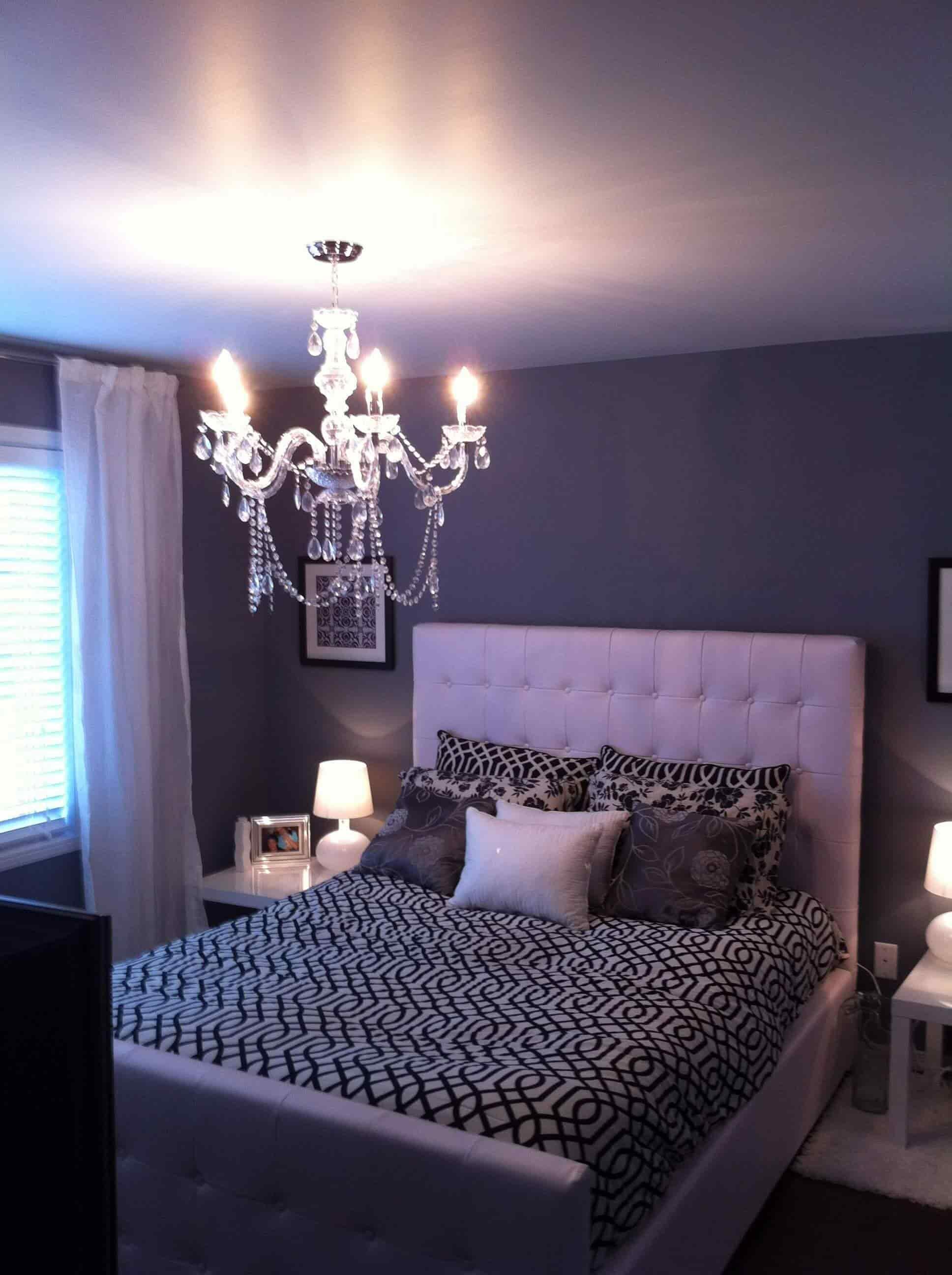 Small bedroom lighting designs 18