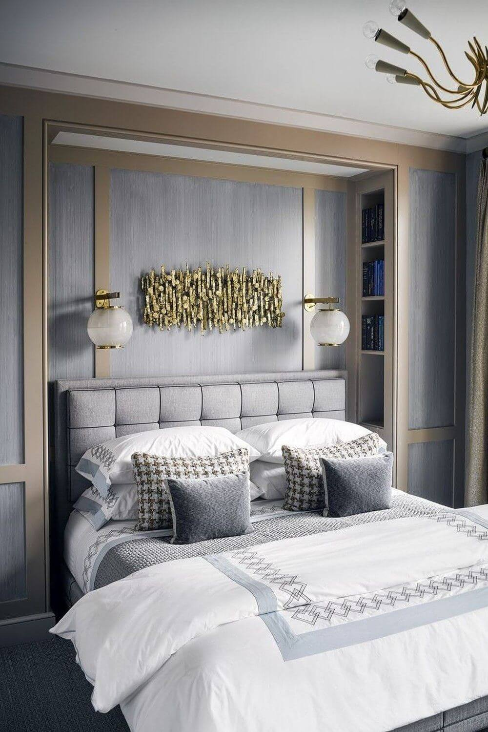 30 Modern And Beautiful Bedroom Lighting Ideas Live Enhanced