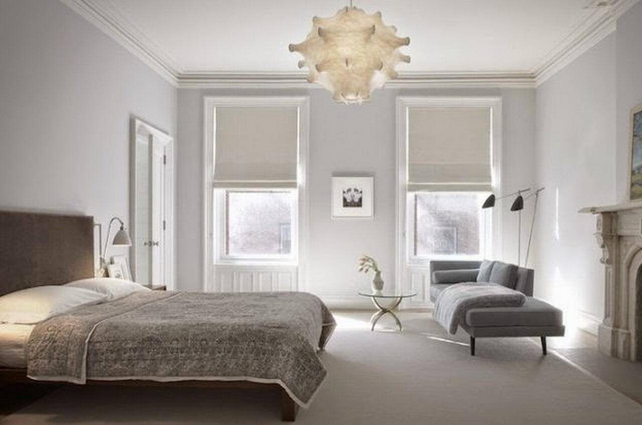 Small bedroom lighting designs 22