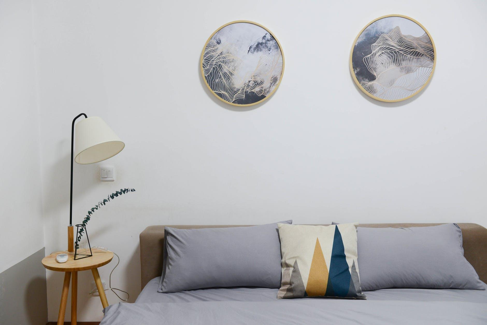 Small bedroom lighting designs 25