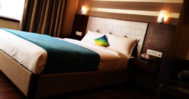 Small bedroom lighting designs 29