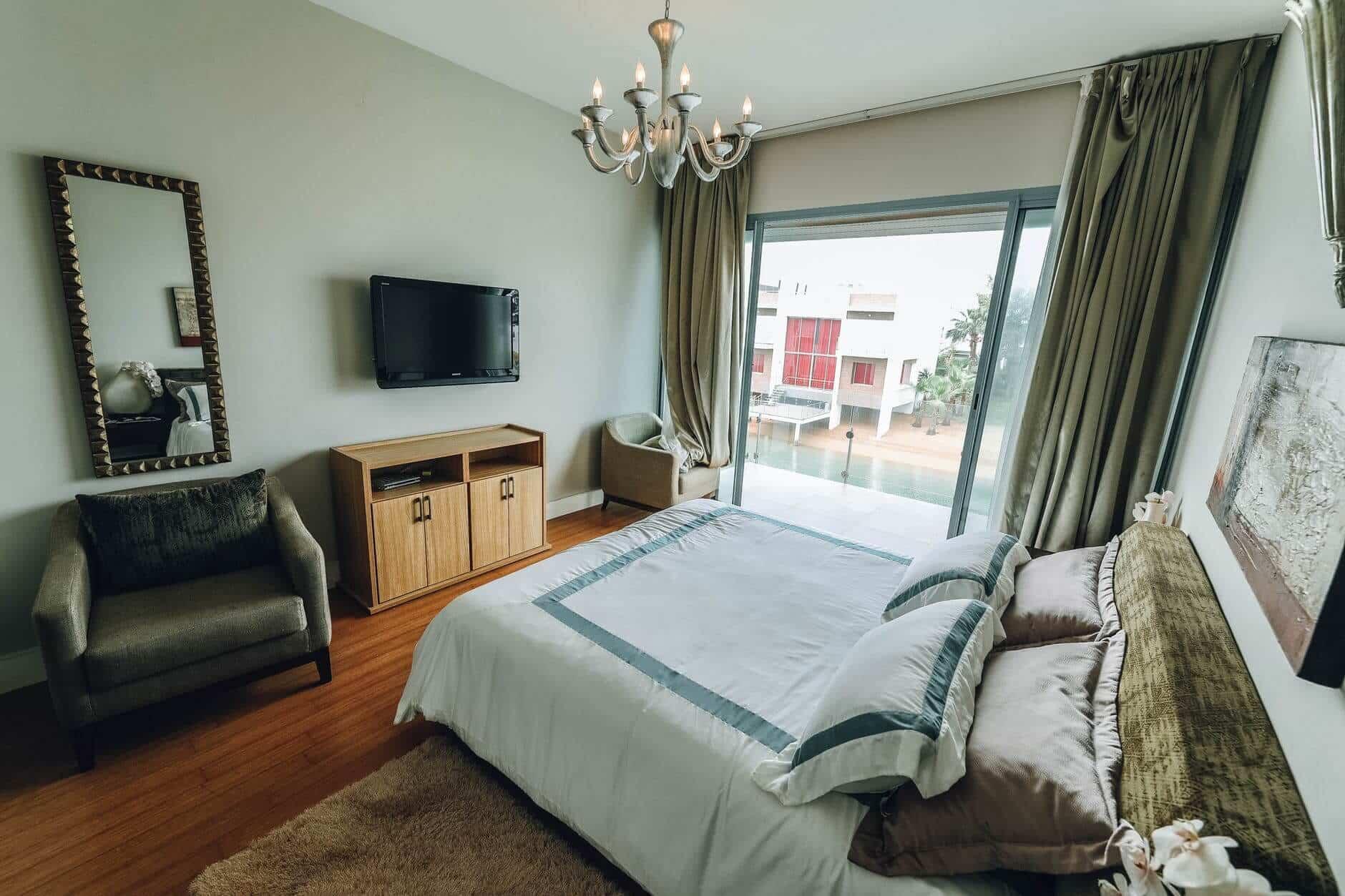 Small bedroom lighting designs 30