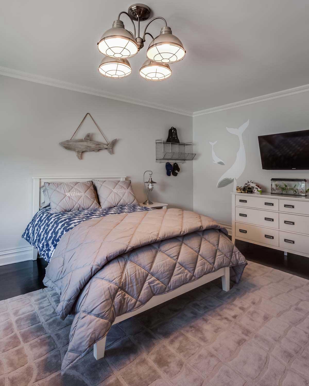 Small bedroom lighting designs 4