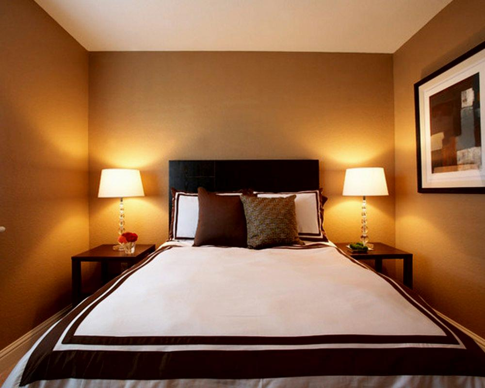 Small bedroom lighting designs 6