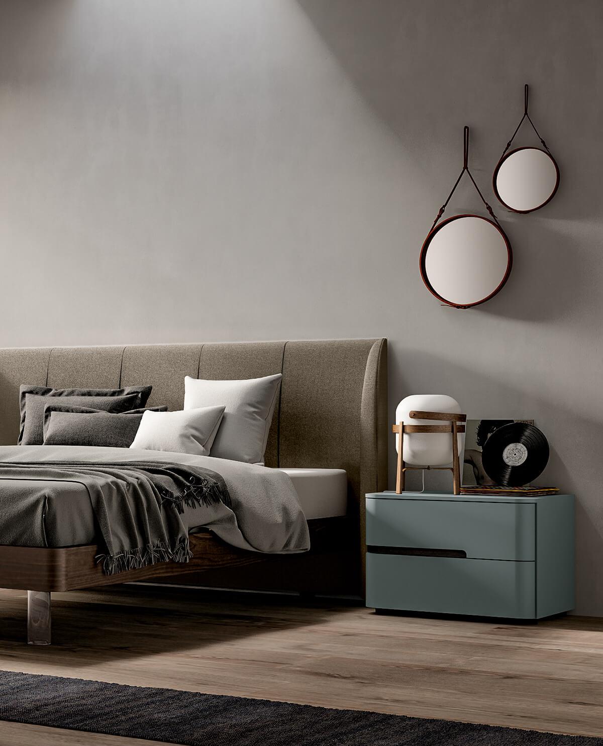 Small bedroom lighting designs 8