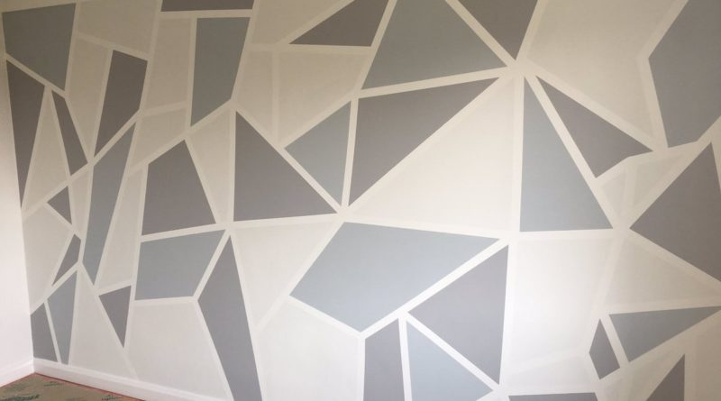Stencil Wall Painting12