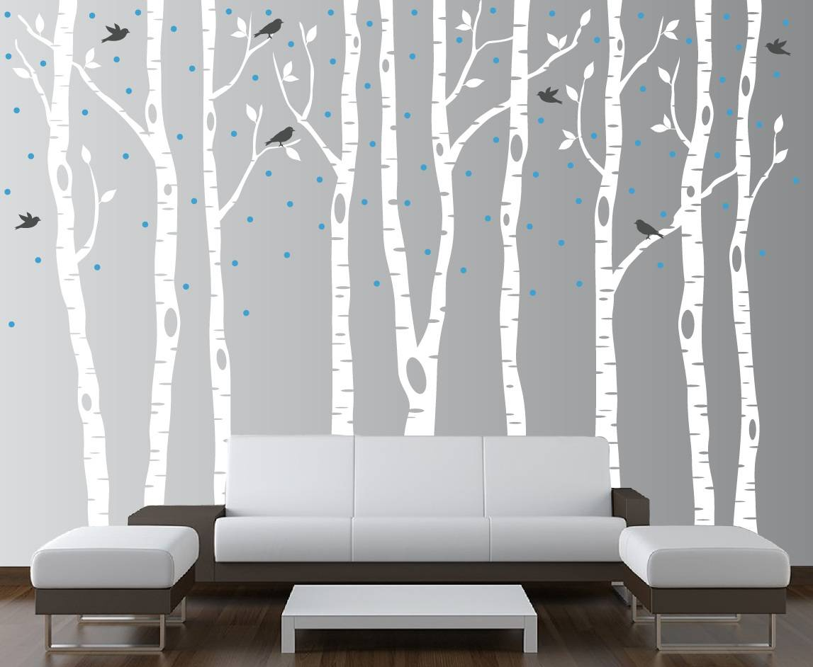 Stencil Wall Painting17