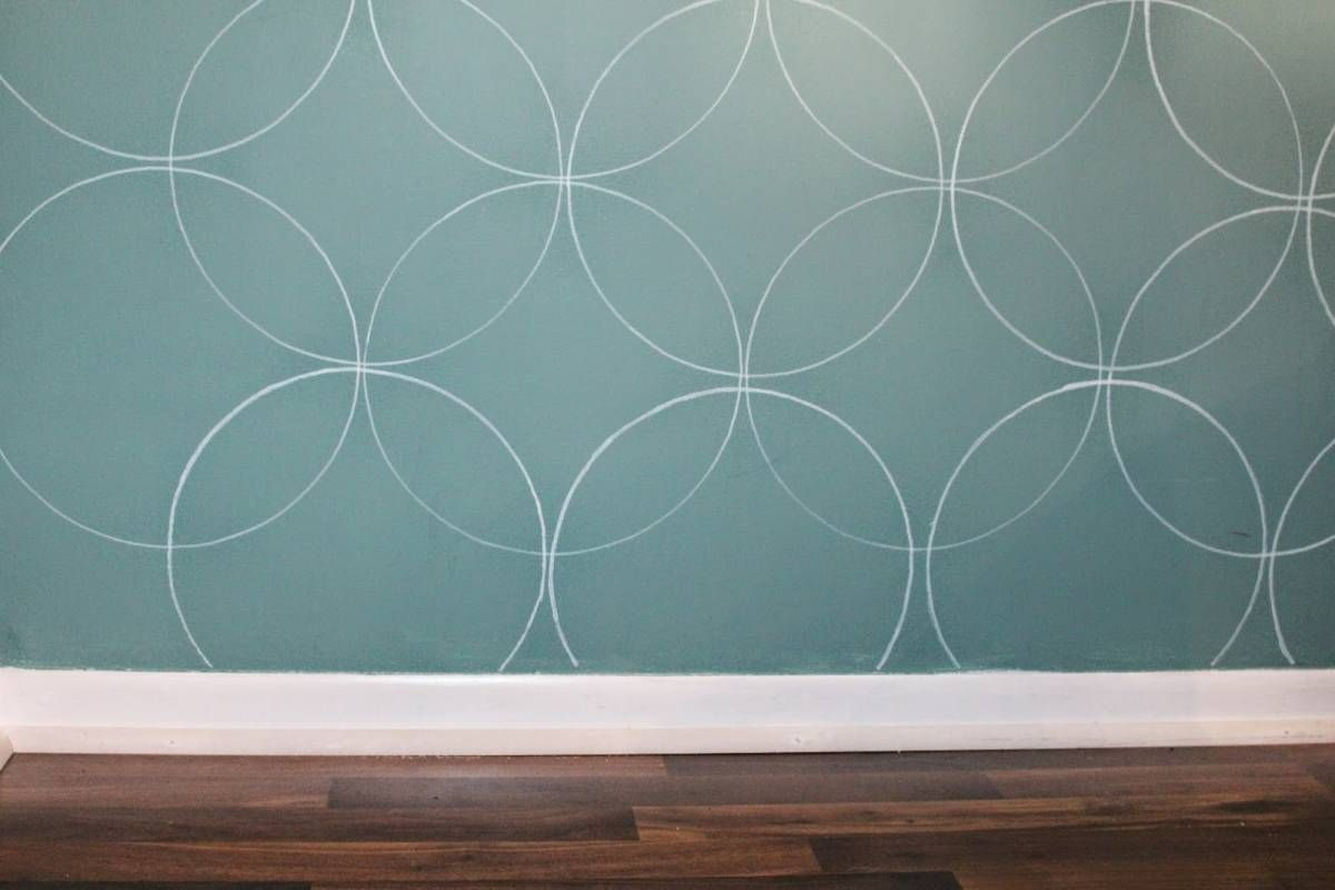 Stencil Wall Painting7