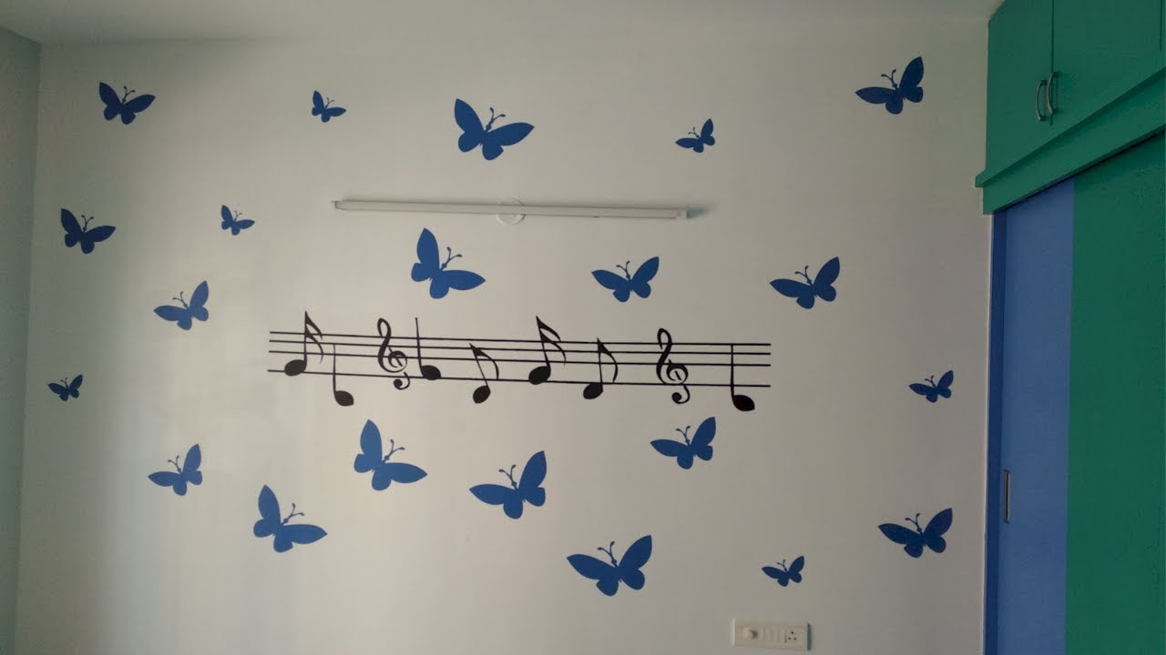Stencil Wall Painting8