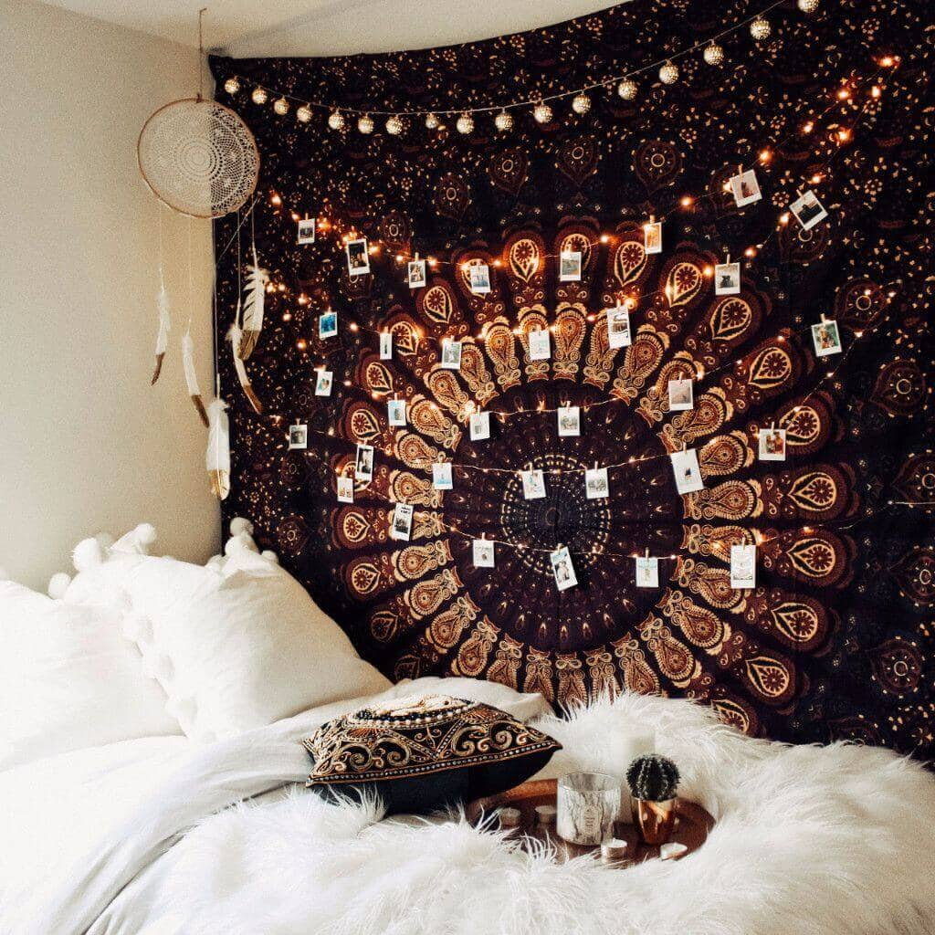 Tapestry Bedroom decor 1