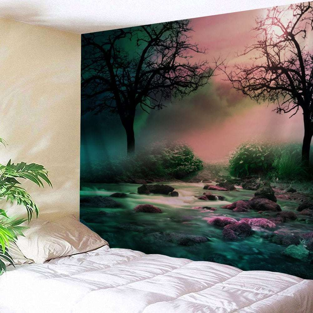 Tapestry Bedroom decor 11