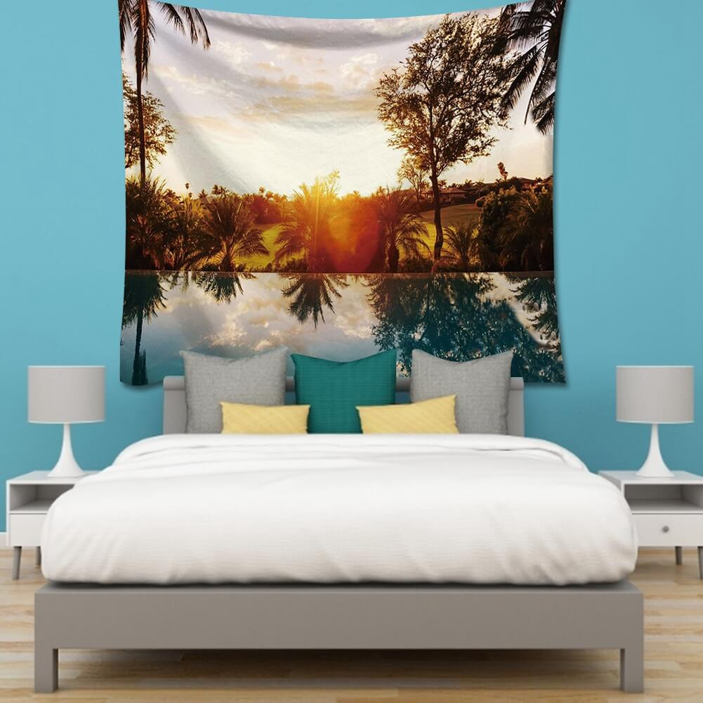Tapestry Bedroom decor 12
