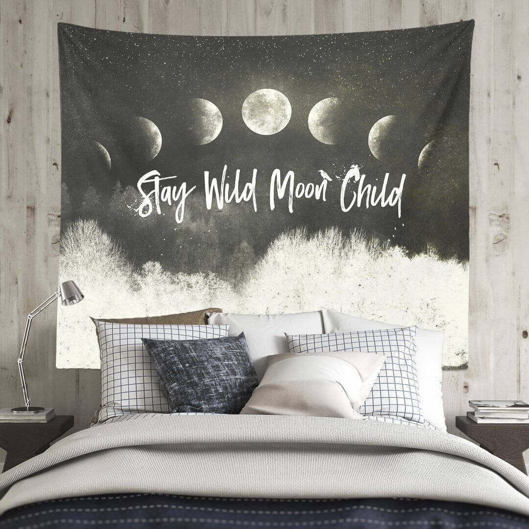 Tapestry Bedroom decor 19