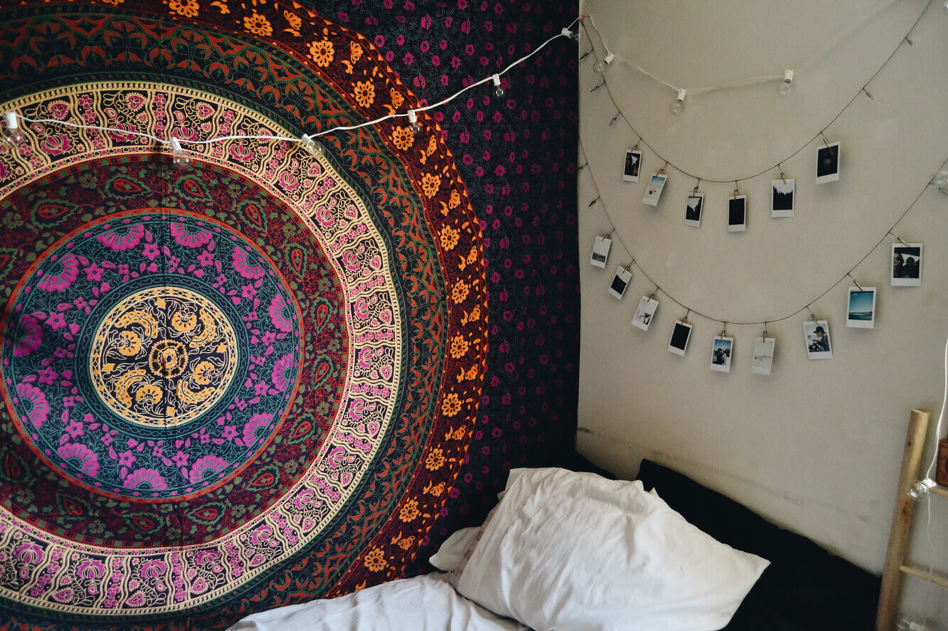 Tapestry Bedroom decor 2