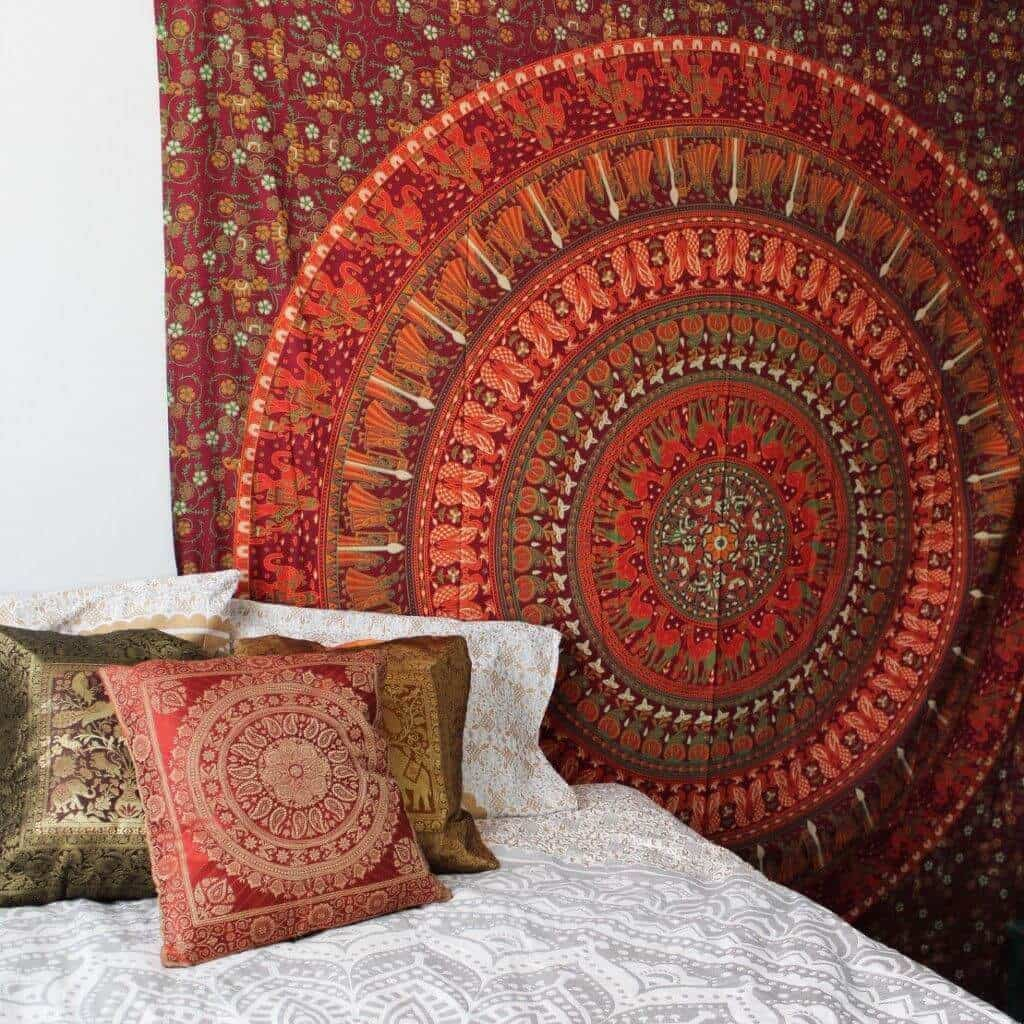 Tapestry Bedroom decor 20