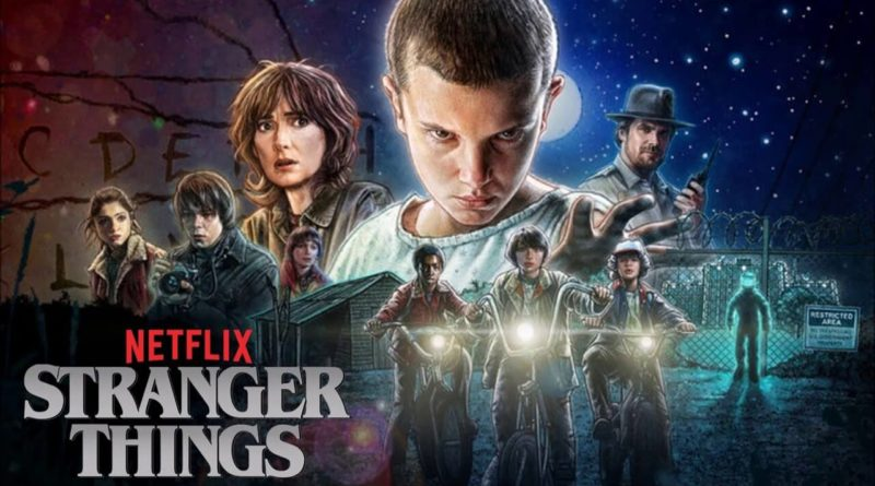 The Stranger Things 6