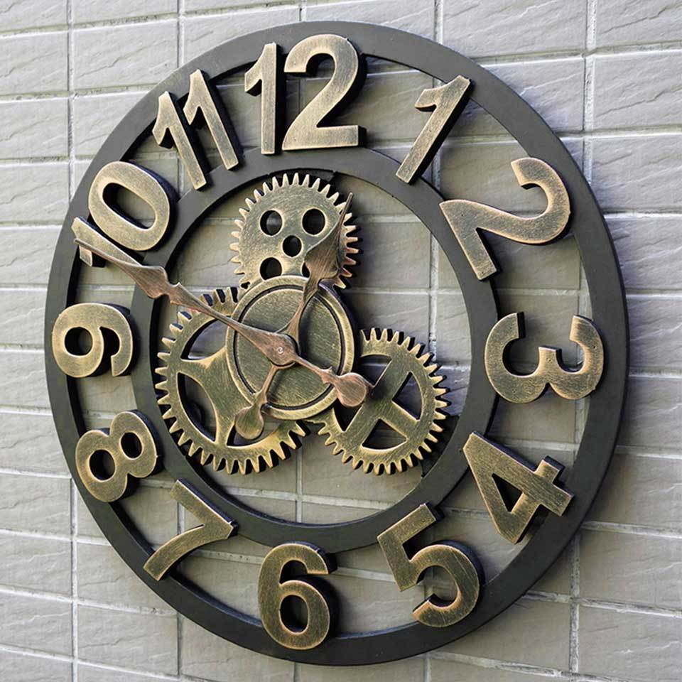 Wall clock 20