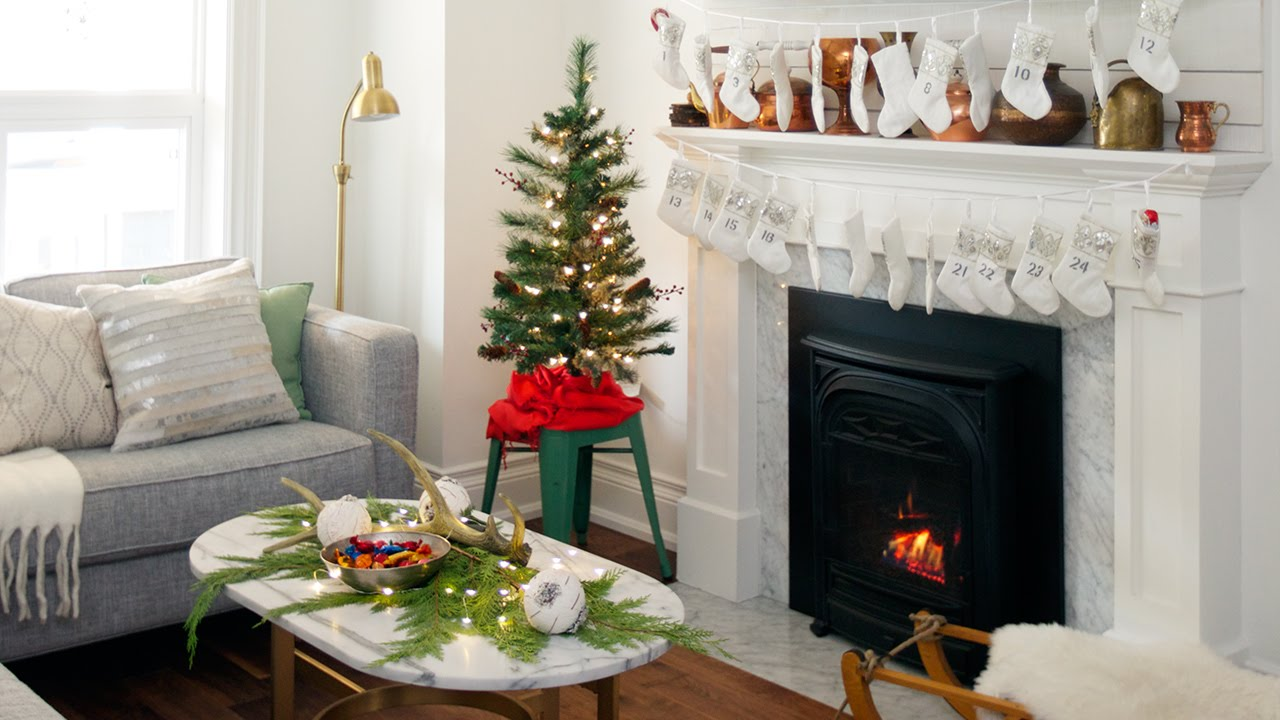 Amazing Christmas Decoration Ideas For Small Space Live Enhanced